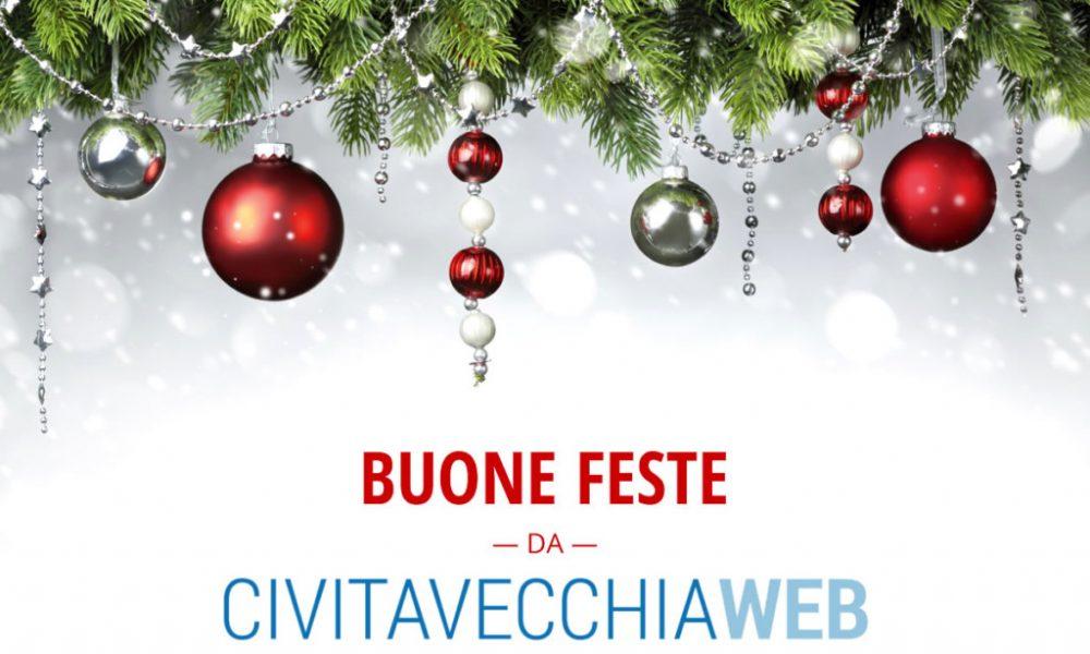 Buone feste dal team di CivitavecchiaWeb!